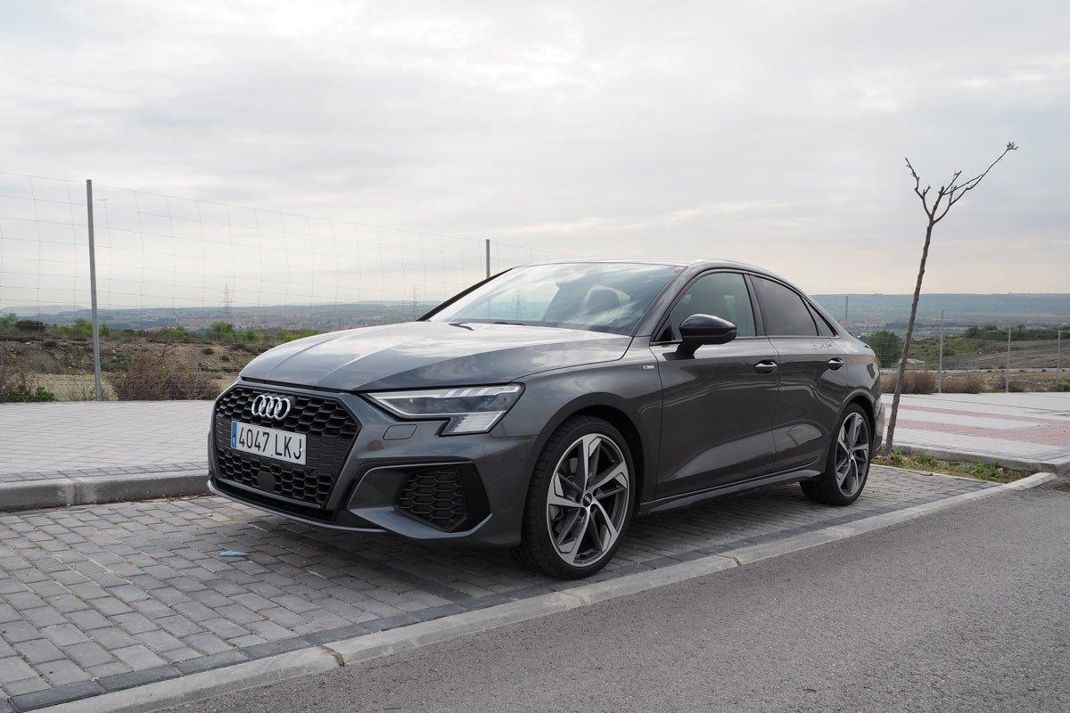 Prueba Audi A3 Sedan