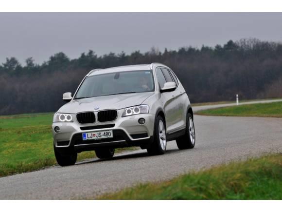 BMW X3 xDrive 20d frente a 30d, ¿cuál compro?