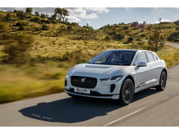Jaguar i-Pace: esta actualización mejora un 8% su autonomía