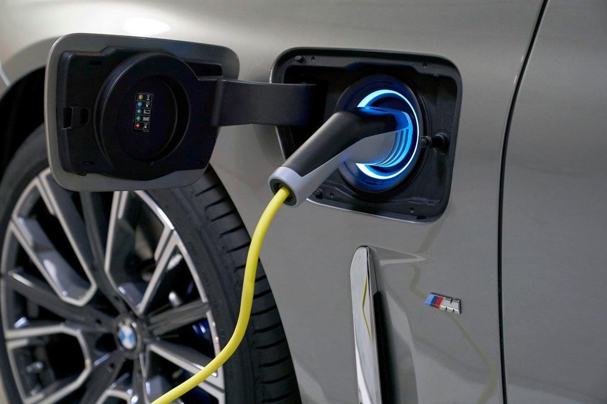 BMW Serie 7 electrico