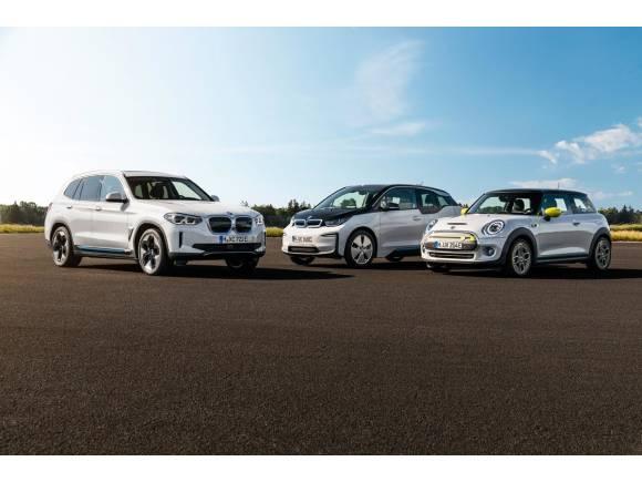 Descubrimos los planes eléctricos de BMW para los próximos años