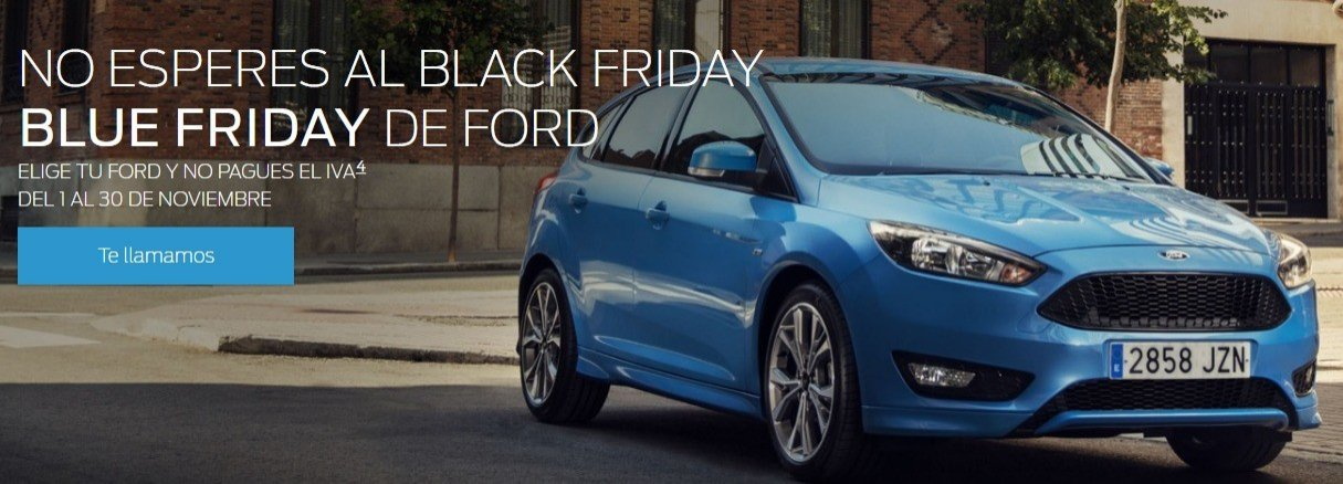 Ford Black Friday