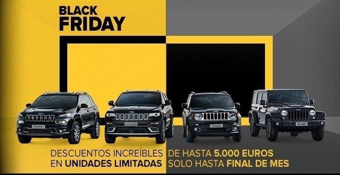 Jeep Black Friday