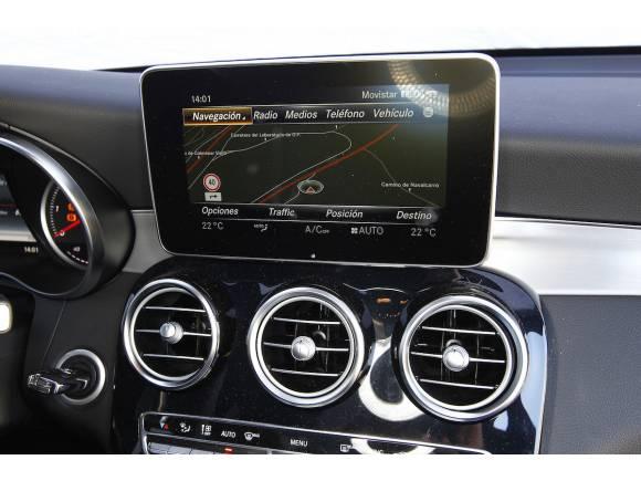 Mercedes-Benz GLC 220 d, prueba y opinión
