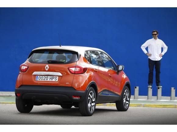 Prueba 10: Renault Captur 1.5 dCi 90 CV