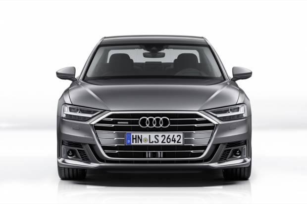 Más deportividad para el Audi A8 con este paquete exterior