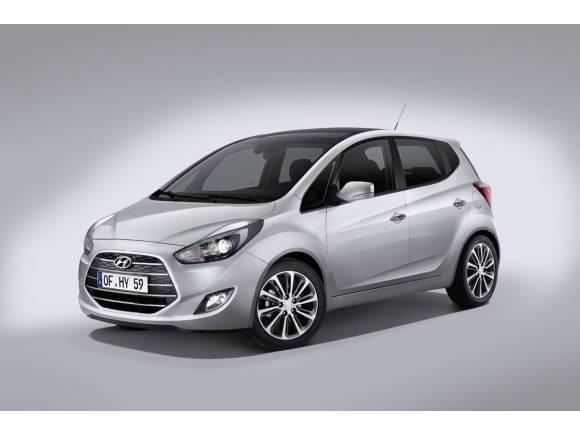 Novedades Hyundai Salón de Barcelona: Tucson e ix20