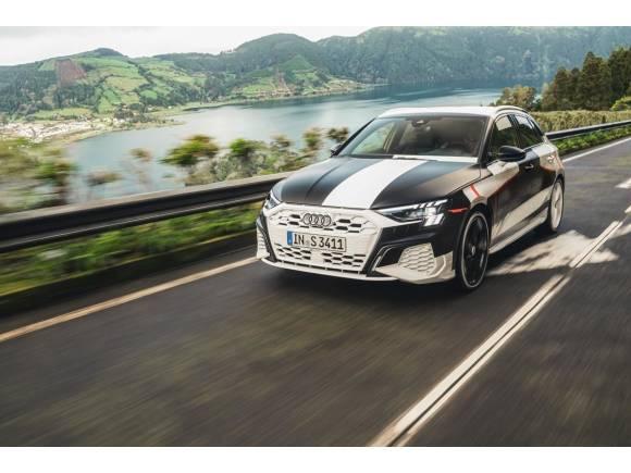 Nuevo Audi A3: primeras imágenes y datos