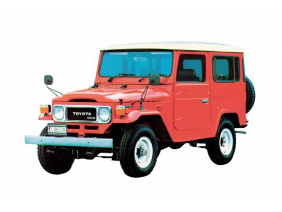 Toyota volverá a comercializar piezas para el Land Cruiser Serie 40