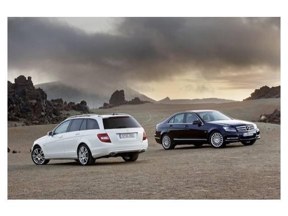 Precio nuevo Mercedes Clase C 2011, desde 31.400 euros