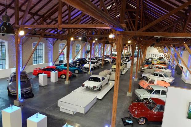 Nuevo Museo Mazda en Alemania