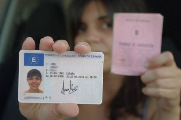 Brexit: todos los pasos para canjear tu permiso de conducir británico si vives en España