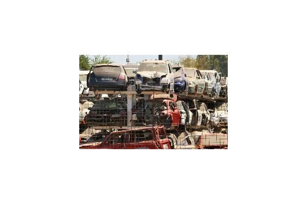 El certificado de achatarramiento es uno de los requisitos necesarios para optar al 2000E