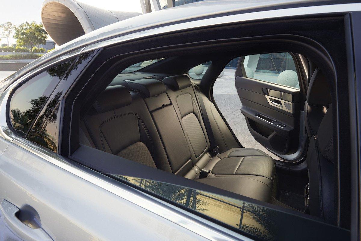 Prueba Jaguar XF