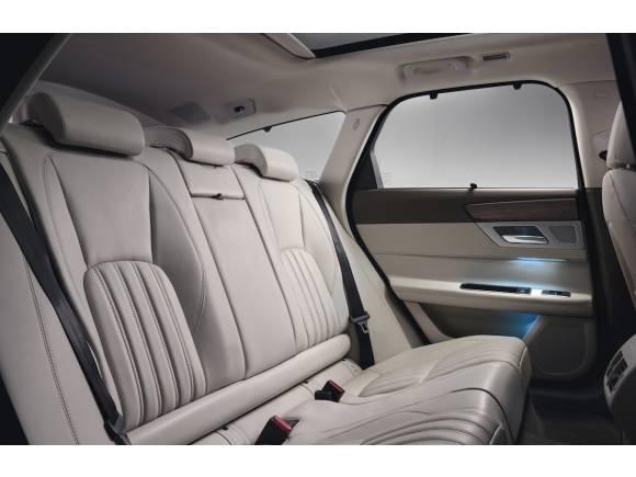 Prueba Jaguar XF 25d Prestige de 240 CV