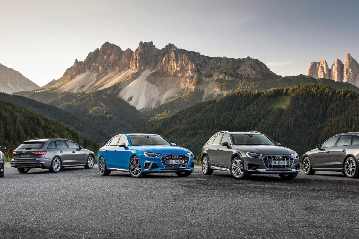 mild hybrid Audi