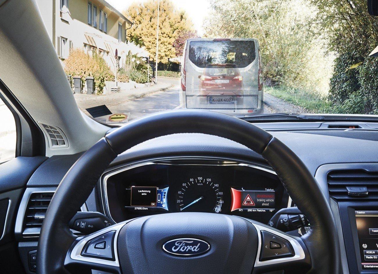 Tecnología Ford