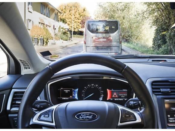 La tecnología de Ford que evita los semáforos en rojo