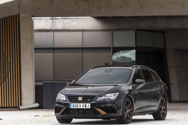 Probamos el Seat León ST CUPRA R: El último Seat con apellido CUPRA