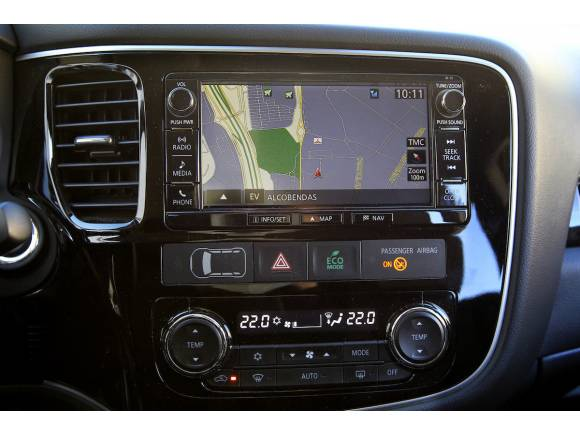 Mitsubishi Outlander PHEV, prueba y opinión