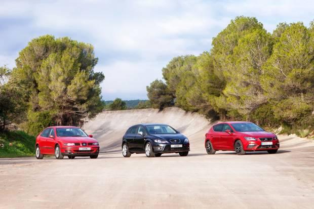 Vídeo: las tres generaciones del Seat León