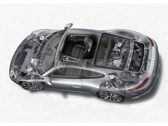 Nuevo Porsche 911 Carrera: más potencia y suspensión activa de serie