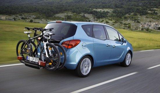 El Opel Meriva es uno de los representantes más atractivos entre los monovolumen compactos.