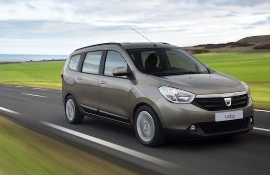 Ningún otro turismo del mercado puede mejora la relación precio/habitabilidad del Dacia Lodgy.
