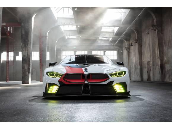 BMW M8 GTE, para la vuelta a las 24 Horas de Le Mans