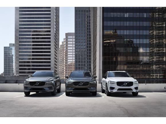 Volvo XC60: llegan dos nuevos motores híbridos