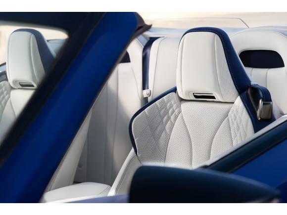 Lexus LC 500 Cabrio: nos montamos en el modelo más exclusivo de la marca