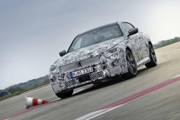 El nuevo BMW Serie 2 Coupé finaliza su desarrollo