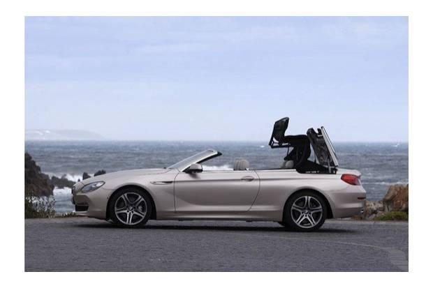 Nuevo BMW serie 6, primero el Cabrio