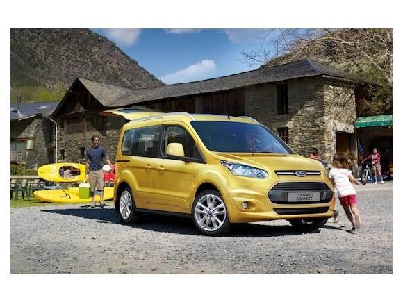 Ford Tourneo Connect totalmente renovada para 2013