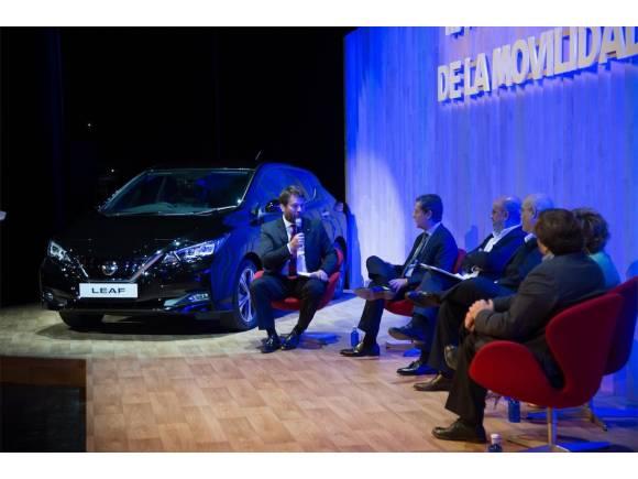 Cinco propuestas de Nissan para la movilidad eléctrica