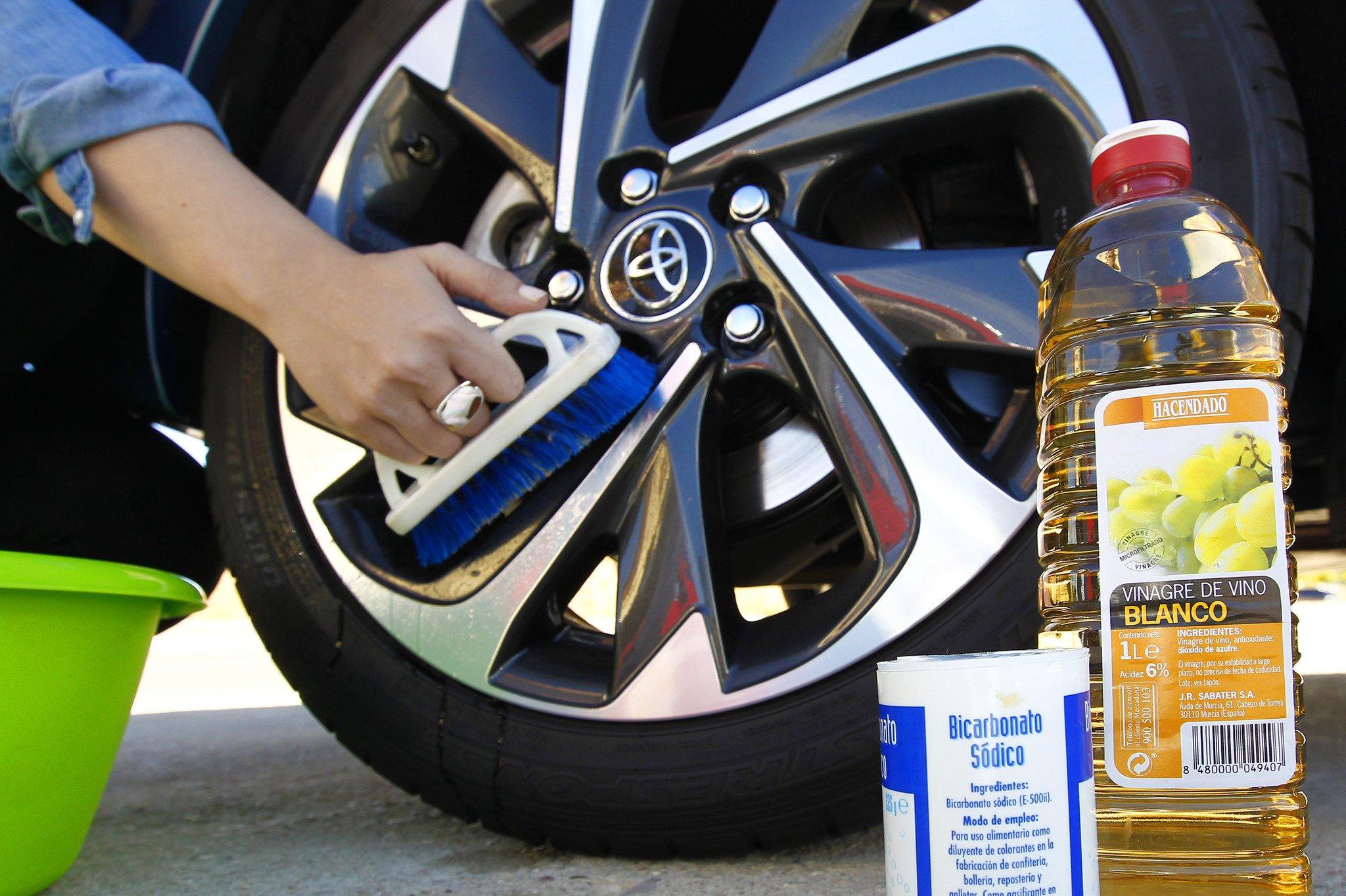 Limpieza de coche - 3 part 5