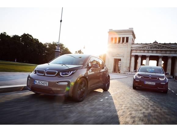 El BMW i3 estrena nuevas baterías
