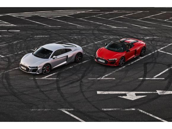 El Audi R8 de propulsión trasera deja de ser una serie limitada