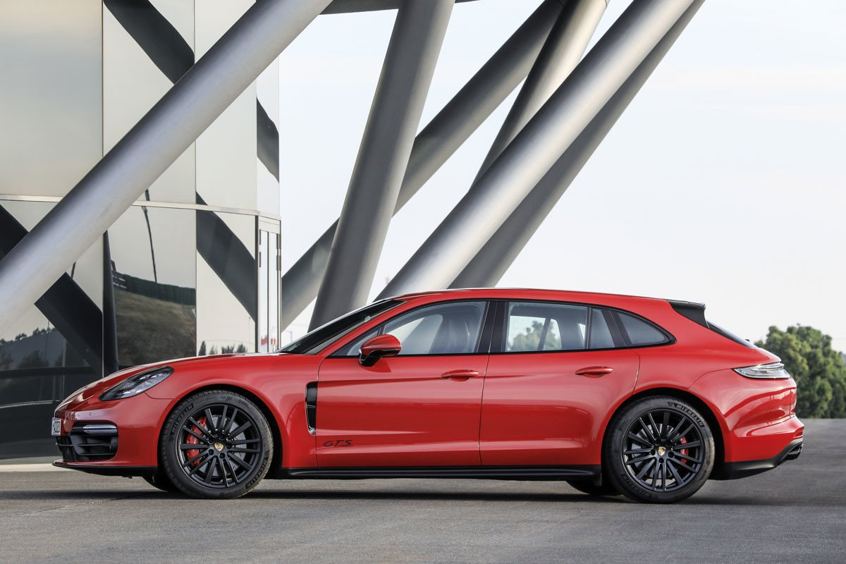 Nuevo Porsche Panamera