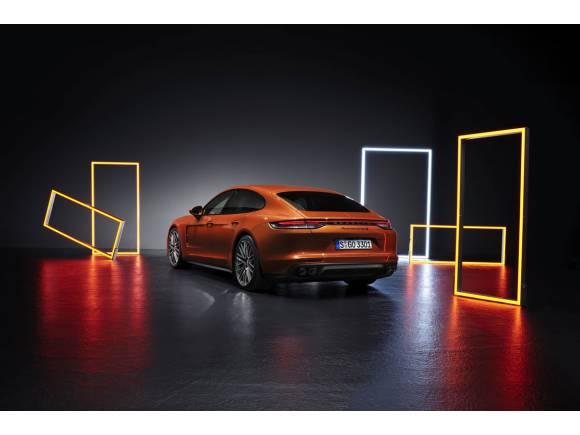 Nuevo Porsche Panamera: más potencia para sus motores y pocos cambios estéticos