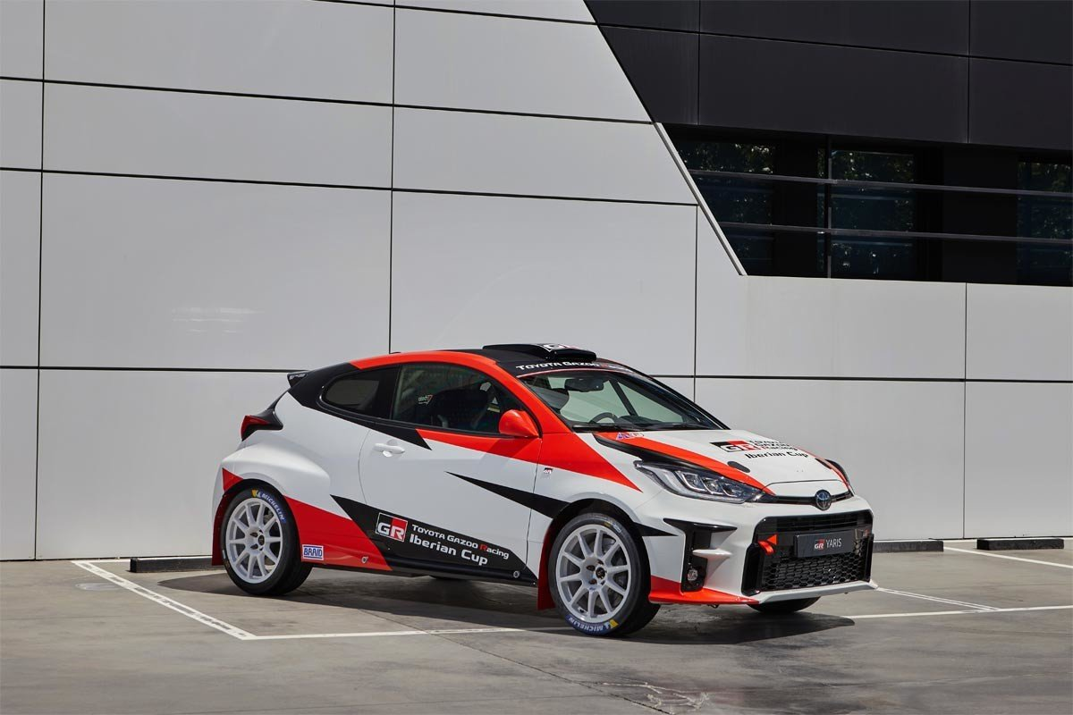 Toyota GR Yaris rally