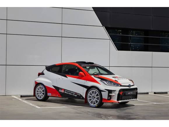 Toyota Gazoo Racing Iberian Cup: la copa de rally monomarca con el GR Yaris para 2022
