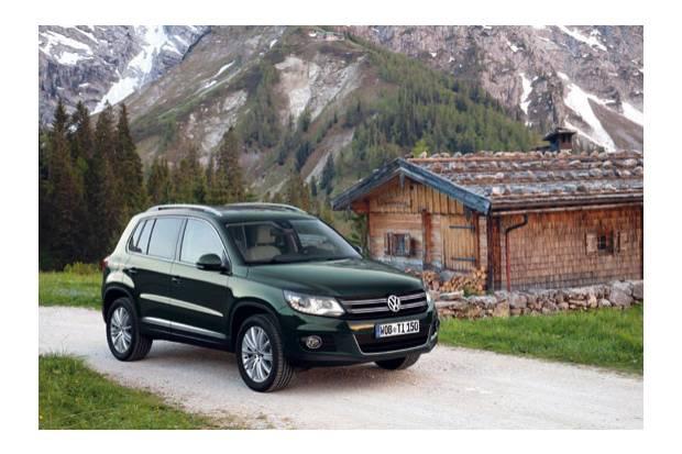 Precio del nuevo Volkswagen Tiguan