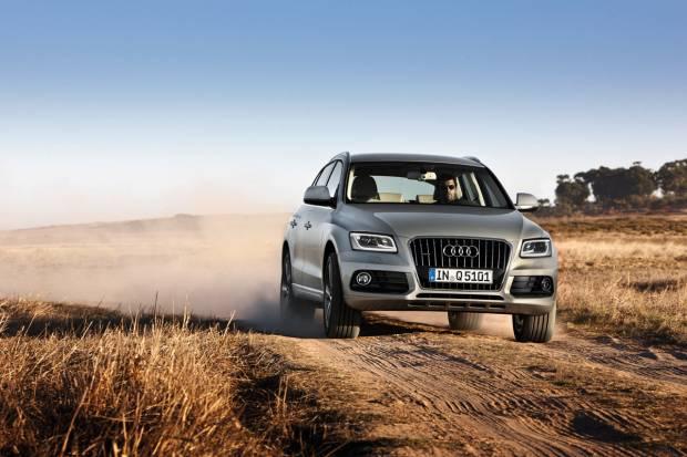 Nuevas versiones y equipamiento para la familia Q de Audi