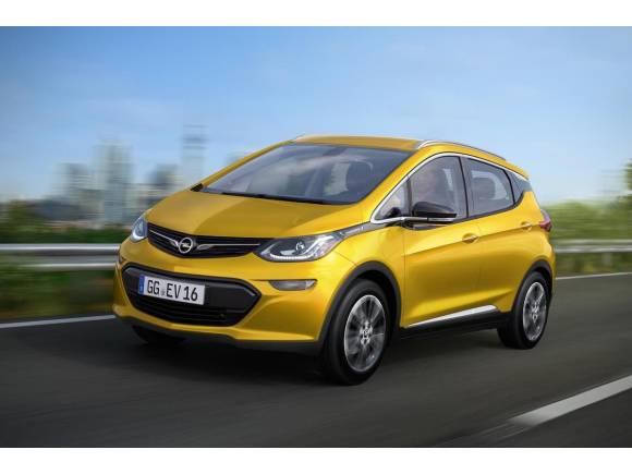 Nuevo Opel Ampera-e, el coche eléctrico monovolumen de gran potencia