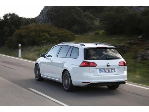 Prueba Volkswagen Golf Variant GTD y Golf Variant R