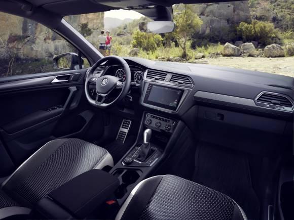 Nuevo Volkswagen Tiguan Offroad, para salir del asfalto