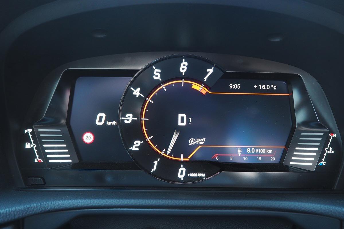 Prueba Toyota Supra