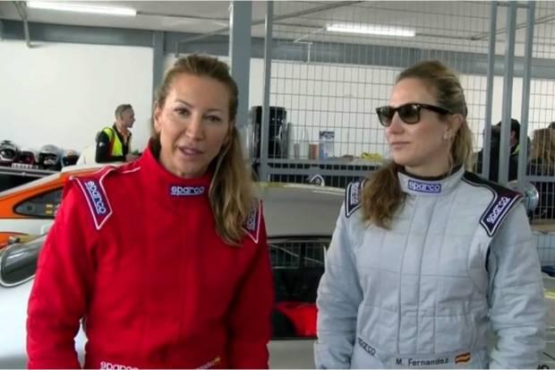 Vídeo: Visitamos el Historic Endurance con un equipo femenino