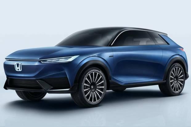 Nuevos SUV para Honda: e:concept y CR-V híbrido enchufable